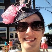 Fascinators are way more fashionable than regular hats