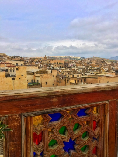 Rooftop in Fes