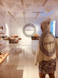 Lhamour Store Tour