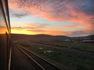 Leaving Mongolia was sad, all of us wishing we had more time